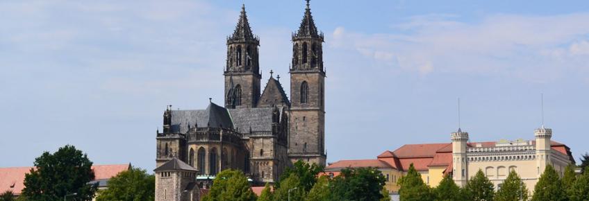 Der Magdeburger Dom ist die Kulisse für das Domkonzert. (Foto: Anne König)