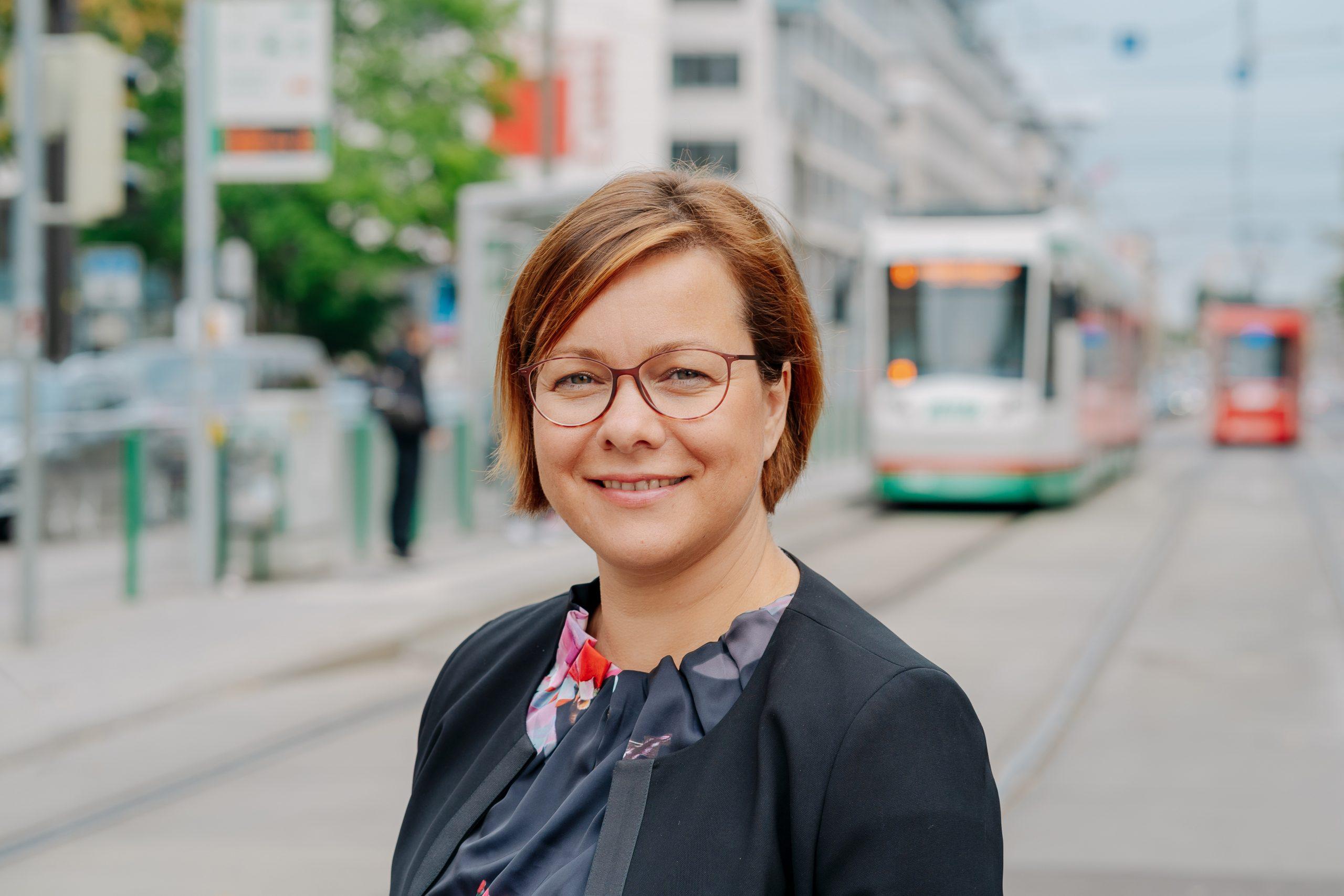 Birgit Münster-Rendel, MVB-Geschäftsführerin