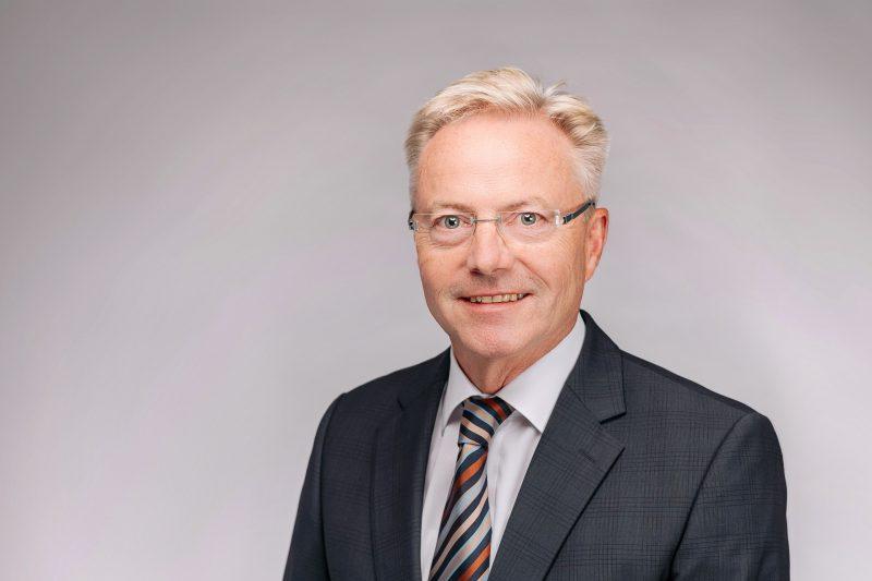 Karsten Freytag, Abteilungsleiter Infrastruktur