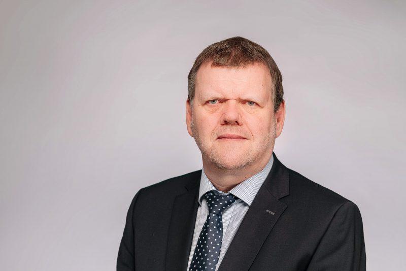 Lars Kersten, Abteilungsleiter Einkauf