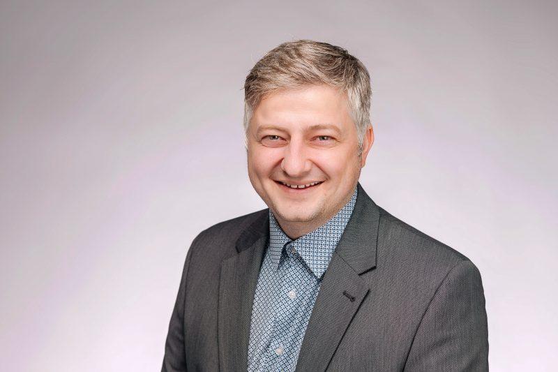 Mathias Heldt, Abteilungsleiter Informationstechnologie