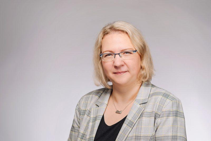 Susann Riecke, Prokuristin, Abteilungsleiterin Rechnungswesen/Finanzen