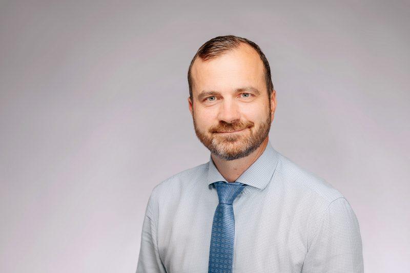 Ulf Kazubke, Abteilungsleiter Personal und Recht