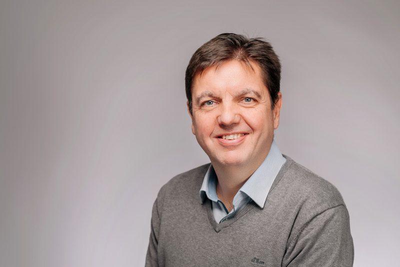Ulf Wilke, Abteilungsleiter Betrieb