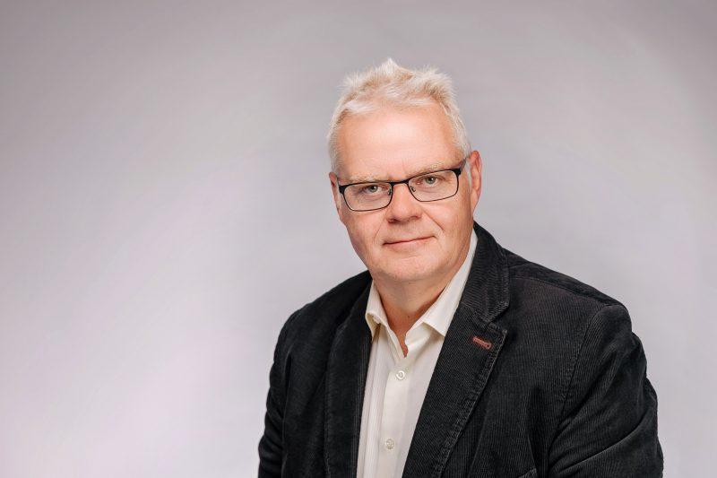 Uwe Schulz, Abteilungsleiter Verkehrsplanung