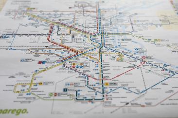 Liniennetzplan, gültig ab 27.8.2020 (Foto: Peter Gercke)