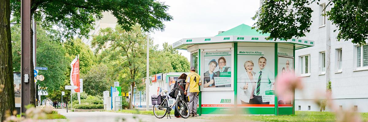 MVB-Häuschen Kastanienstraße (Foto: Stefan Deutsch)