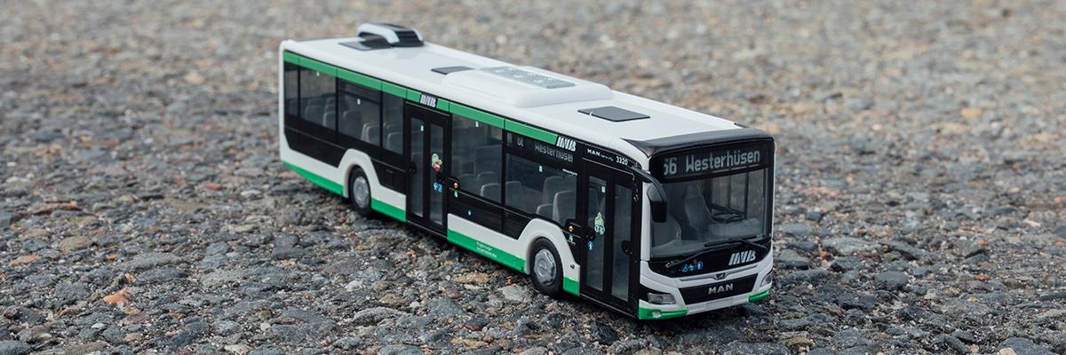 MVB-Modellbus MAN Lions City 12