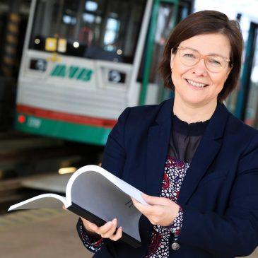 MVB-Geschäftsführerin Birgit Münster-Rendel