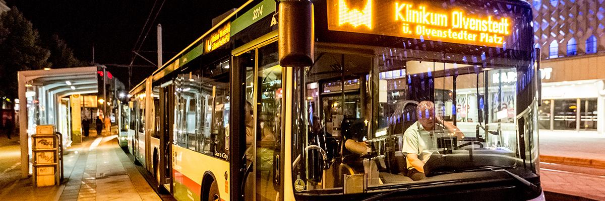 Nachtbuslinie N6