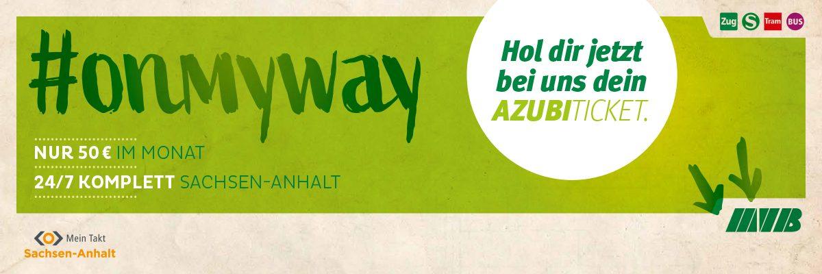 Azubi-Ticket Sachsen-Anhalt 2021