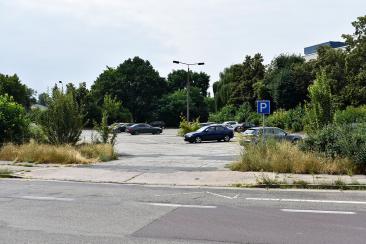 Parkplatz am Hermann-Bruse-Platz