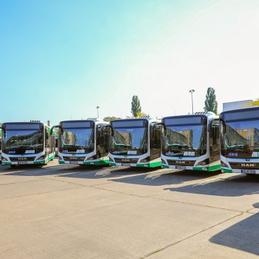 Neue MAN-Busse 2021