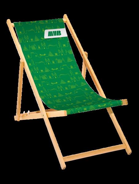 MVB-Liegestühle im neuen Sitzpolsterdesign