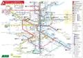 Tagesliniennetz, gültig bis 31.3.2017