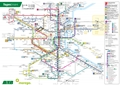 Tagesliniennetz, gültig seit 1.4.2017
