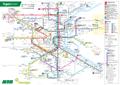 Tagesliniennetz, gültig bis 14.12.2019