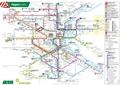 Liniennetzplan Tagverkehr
