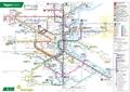 Tagesliniennetz, gültig bis 8.8.2018