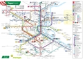 Tagesliniennetz, gültig ab 28.6.2018